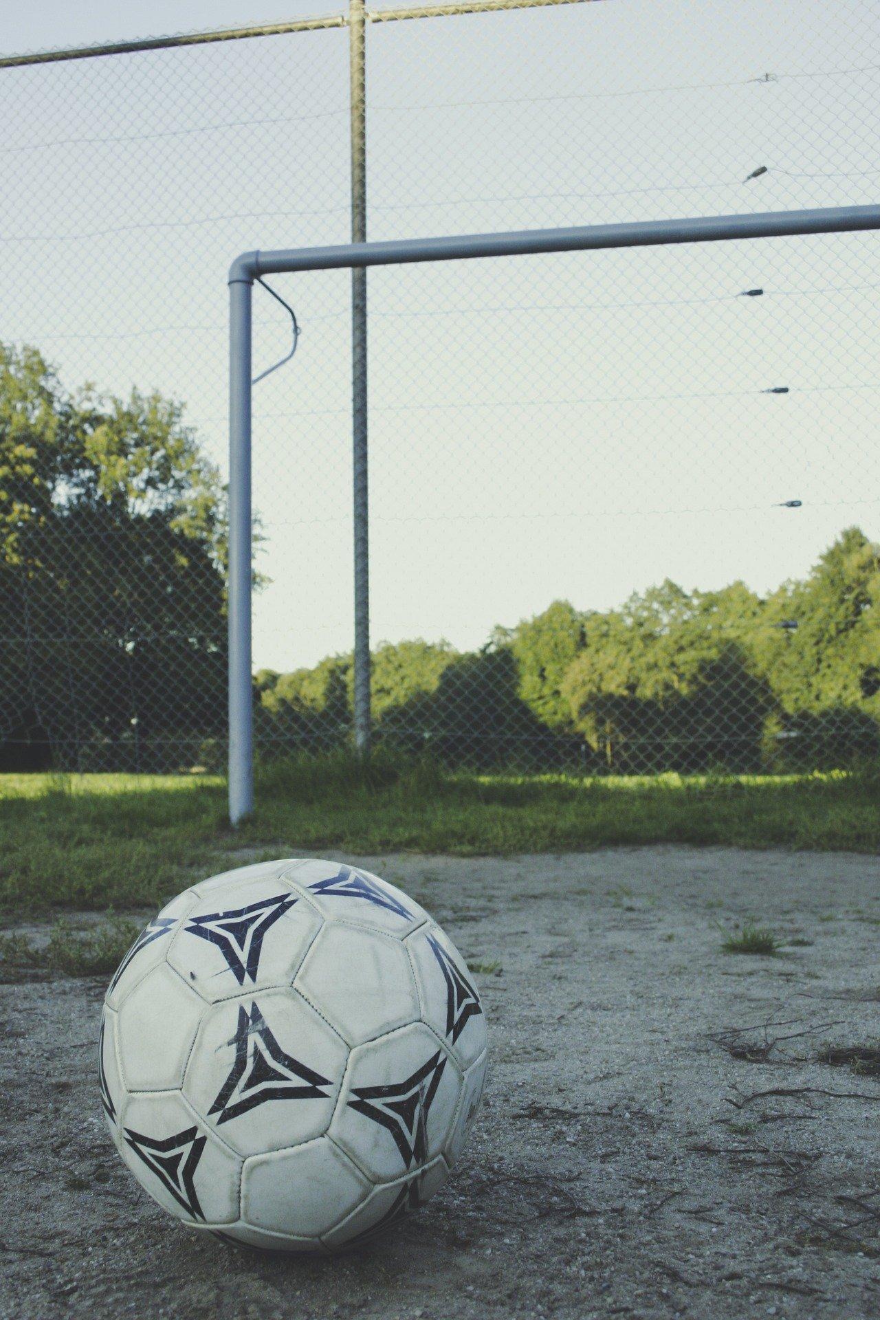 Fussball-Bolzplatz einrichten: Tipps & Ideen