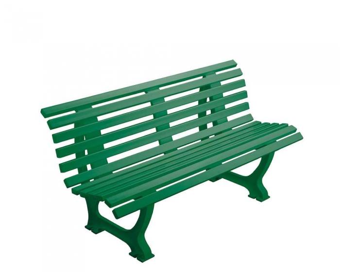 Sportplatz-Sitzbänke
